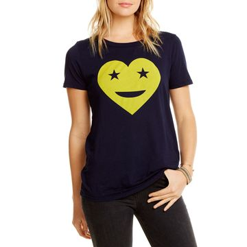 Starry Eyed Graphic Cotton Tee
