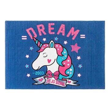 Nickelodeon Jojo Siwa Unicorn Area Rug
