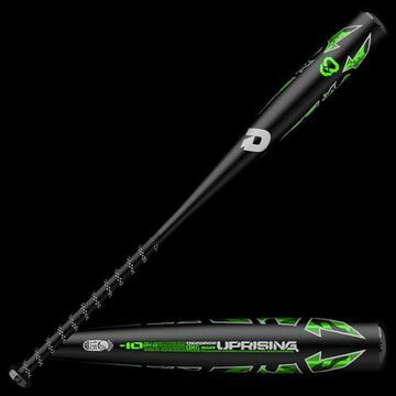DeMarini Uprising Big Barrel Baseball Bat, Size One Size