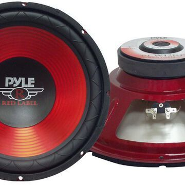 Woofer Pyle Red Label 600 Watt