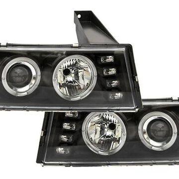 2011 GMC Canyon IPCW Headlights in Black