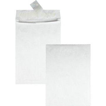 Quality Park, QUAR4520, Tyvek Plain Expansion Envelopes, White