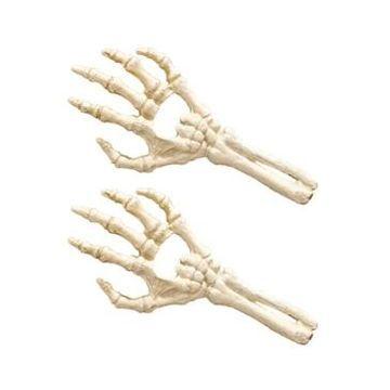 Design Toscano Skeleton Ghost Hand Bottle Opener, Set of 2