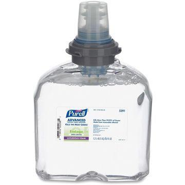 Gojo Purell Foam Refill 1200ml 2/PK Clear 539102