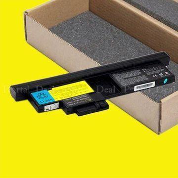 8 Cell New Battery For IBM Lenovo ThinkPad X200 X201 Tablet 43R9257 43R9256 2047