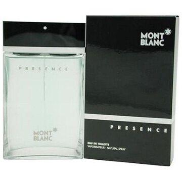 Montblanc Presence by Montblanc for Men 2.5 oz Eau De Toilette EDT Spray