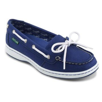 Women's Eastland Los Angeles Dodgers Sunset Boat Shoes