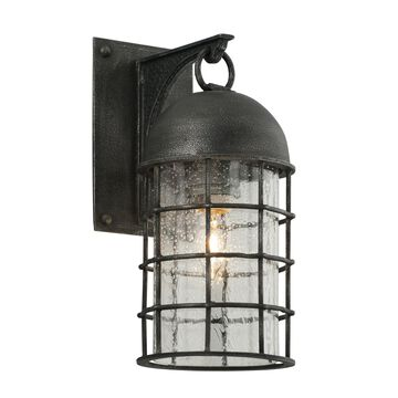 Troy Lighting Charlemagne 13 Inch Tall 1 Light Outdoor Wall Light Charlemagne - B4431 - Nautical