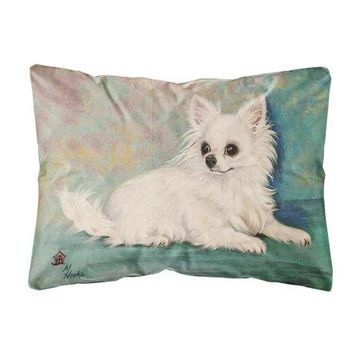 Chihuahua Queen Mother Fabric Decorative Pillow
