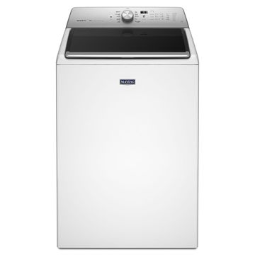 Maytag 5.3 Cu. Ft White Top Loading Washer