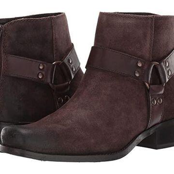 Seychelles Charming (Dark Brown Suede) Women's Boots