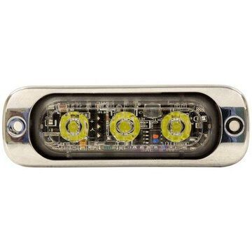 Buyers Products Thin 3.5 Inch Horizontal Strobe Light Series