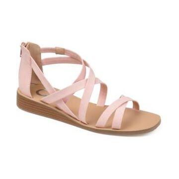 Journee Collection Women's Lanza Sandal Women's Shoes