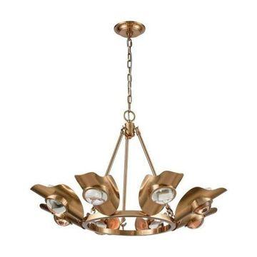 Dimond Lighting Spectacle - Eight Light Chandelier