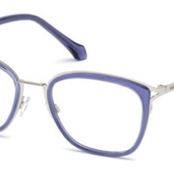 Roberto Cavalli RC 5071 081 Womenas Glasses Purple Size 52 - Free Lenses - HSA/FSA Insurance - Blue Light Block Available