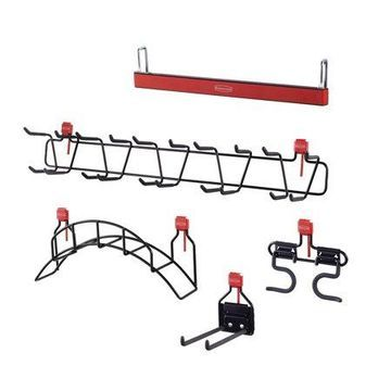 Rubbermaid Storage Shed Accessory Kit, 5 Piece