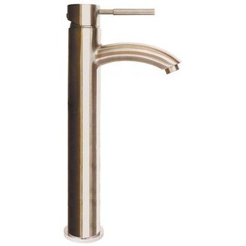 Speakman Neo Single Hole Vessel Sink Faucet, Brushed Nickel