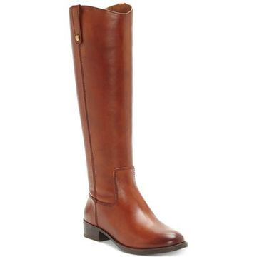 INC International Concepts Womens Fawne Leather Almond Toe