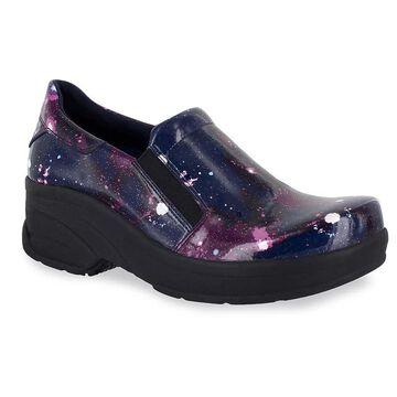 Easy Works by Easy Street Appreciate Women's Work Shoes, Size: 7 Ww, Red