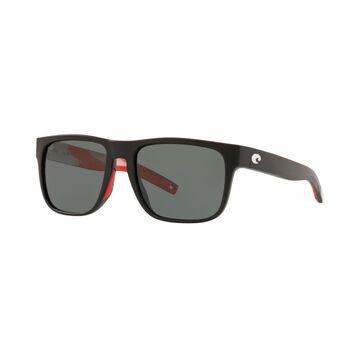 Costa Del Mar Spearo Polarized Sunglasses, 6S9008 56
