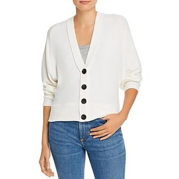 Enza Costa V-Neck Cardigan