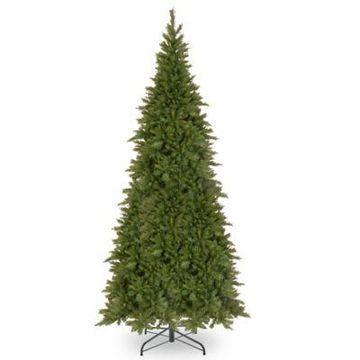 National Tree Company 10-Foot Tiffany Fir Slim Christmas Tree
