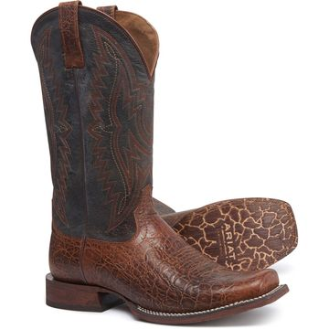 Ariat Circuit Sidepass Cowboy Boots - 12