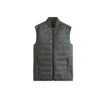 MANGO MAN Technical quilted gilet