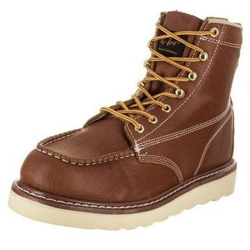 AdTec Men's 6'' Farm Boot Wide Fit Boot