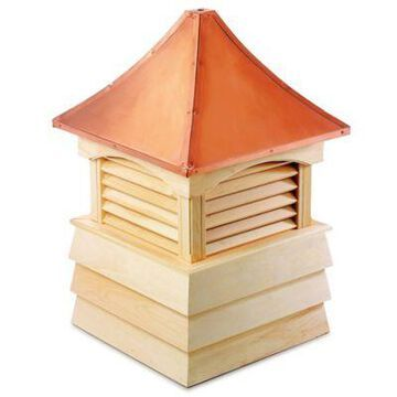 Good Directions Sherwood 72-Inch x 103-Inch Cupola in Natural