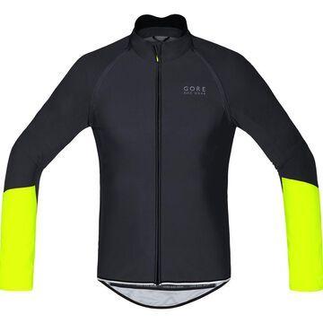 Gore Bike Wear Power Windstopper Softshell Zip-Off Jersey - Men's