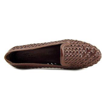 Sesto Meucci Womens Nefen Leather Closed Toe Loafers