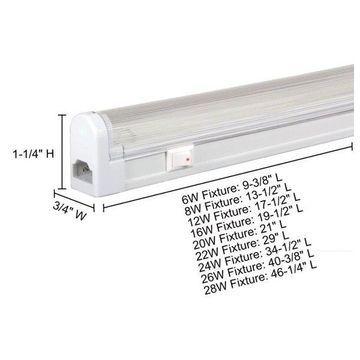 Jesco Lighting White Undercabinet