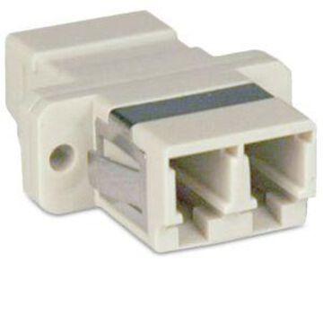 Tripp Lite - Fiber optic coupler - LC (F) - LC (F) (N455-000)