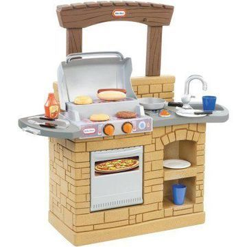 Little Tikes Cook n Play Outdoor BBQ Grill W