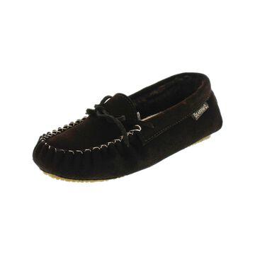 Bearpaw Women's Ashlynn Ankle-High Suede Moccasins