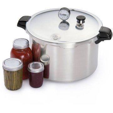 Presto 16-Quart Aluminum Pressure Cooker W