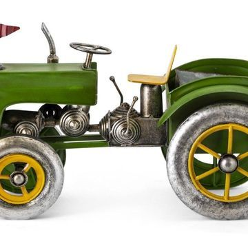 IMAX 23337 Farmstead Tractor Statuary
