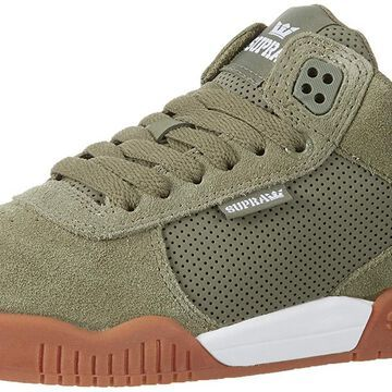 SUPRA Mens Ellington Low Top Lace Up Fashion Sneakers