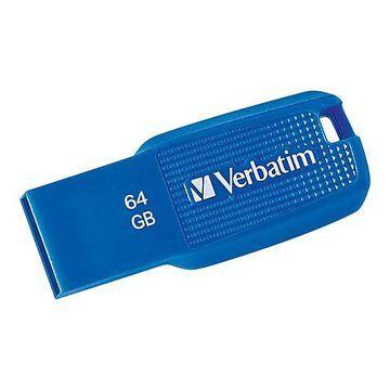 Verbatim Ergo 64GB USB 3.0 Flash Drive (70879)