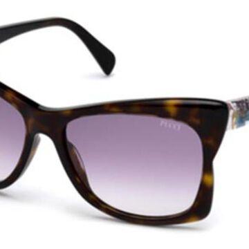 Emilio Pucci EP0050 52Z Womenas Sunglasses Tortoise Size 59
