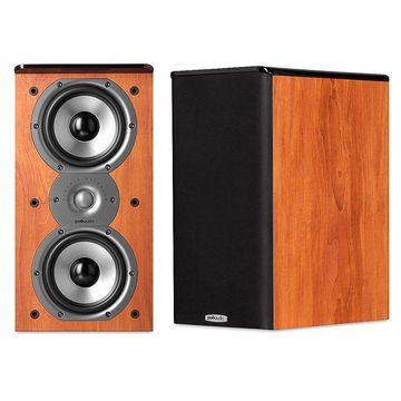 Polk Audio TSi200 2-Way Bookshelf Speakers with Dual 5-1/4