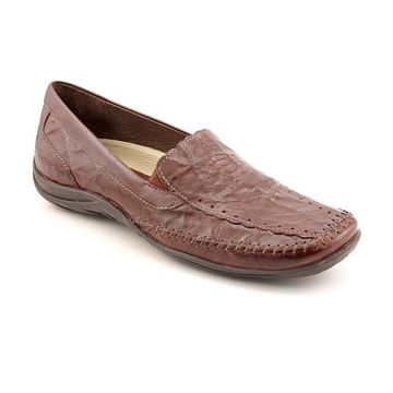 Walking Cradles Womens Elite Tippy Square Toe Loafers