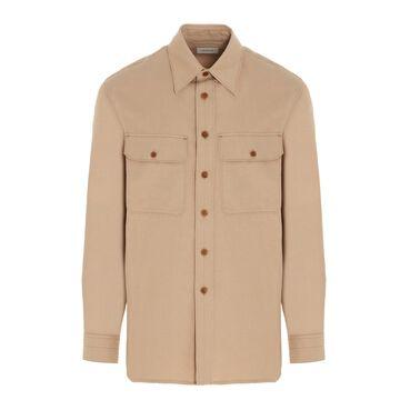 Lemaire officer Shirt