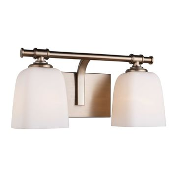 Woodbridge Lighting 18852 Blaire 2-Light Bath