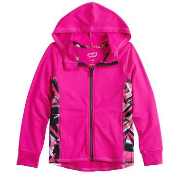 Girls 4-12 Jumping Beans Active Hoodie