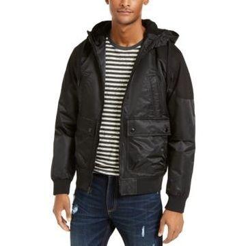 American Rag Men's Ross Hooded Bomber Jacket, Created For Macy's