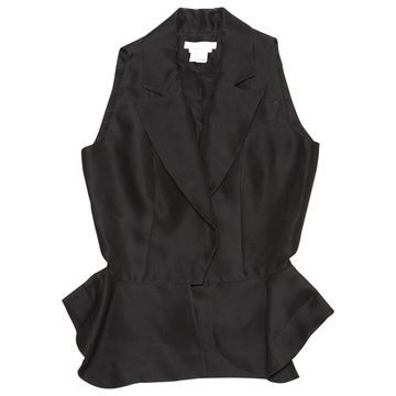 Altuzarra Black Silk Jackets