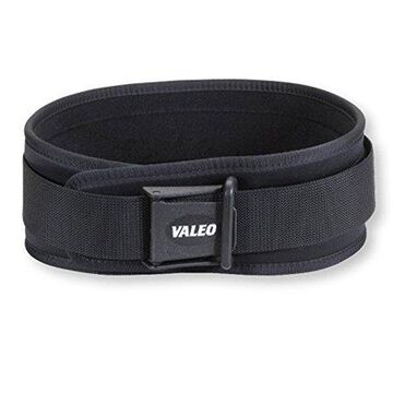 Valeo VCL6 Competition 6 Inch Lifting Belt, Weight Lifting, Olympic Lifting, Weight Belt, Back Support