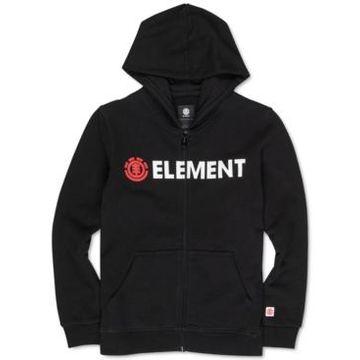 Element Men's Blazin Logo Zip Hoodie